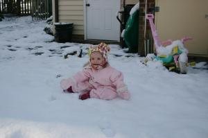 """It was a close call, but McKenna was able to maneuver a little better than the kid in a """"Christmas Story."""""""