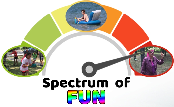 spectrum fun NOT fun