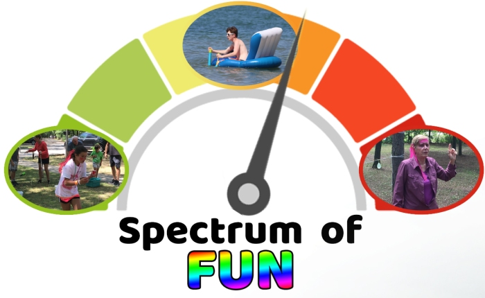 spectrum fun not very fun