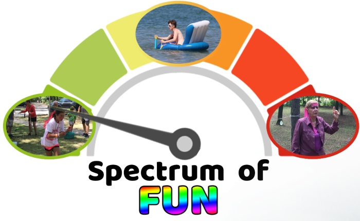 spectrum fun really fun